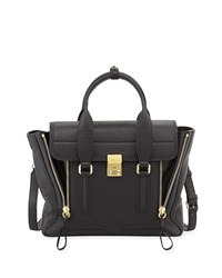 Pashli Medium Zip Satchel Bag Black 3.1 Phillip Lim