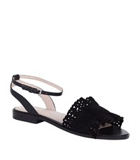 Maje Faith Sandals Female Black