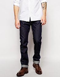 Evisu Jeans 2020 Selvedge Straight Fit Raw Ecru