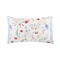 Pip Studio Hummingbirds Star White Pillowcase Pair