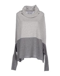 Brand Unique Turtlenecks Grey