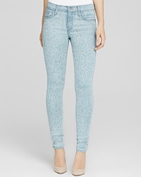 James Jeans Twiggy Skinny Jeans In Teal Cougar