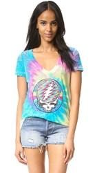 Chaser Grateful Dead Steal Your Rainbow Tee Tie Dye