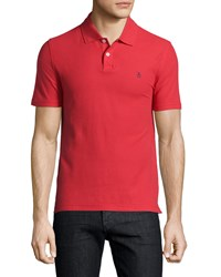 Penguin Short Sleeve Polo Shirt Haute Red