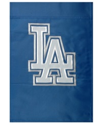 Party Animal Los Angeles Dodgers Garden Flag Team Color