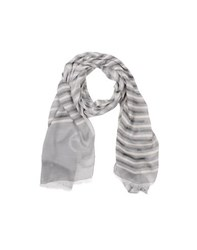 Armani Collezioni Accessories Oblong Scarves Men Grey