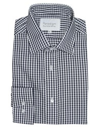 Paradigm By Double Two Formal Shirt Charcoal