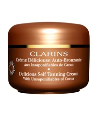 Delicious Self Tanning Cream Clarins