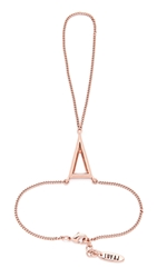 Luv Aj The Thin Saber Handpiece Antique Rose Gold