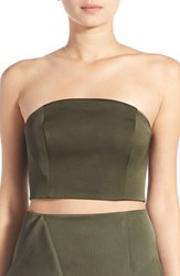 Women's Keepsake The Label 'This Moment' Crop Bustier