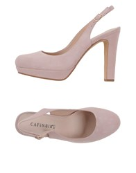 Cafe'noir Cafenoir Footwear Courts Women Pink