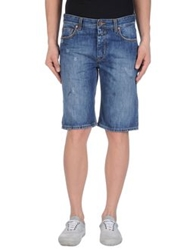 Closed Denim Bermudas Blue