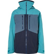 Burton Gore Tex Ski Jacket Blue