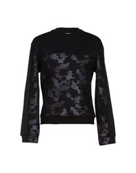 Wooyoungmi Topwear Sweatshirts Men Black