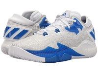 Adidas Crazylight Boost Low White Blue Clear Onix Men's Basketball Shoes
