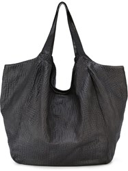 Numero 10 'Boston' Tote Bag Grey
