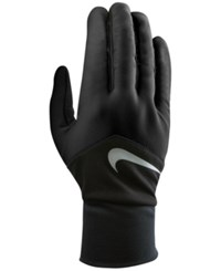 Nike Dri Fit Tempo Running Gloves Black
