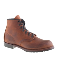 Red Wing For J.Crew Beckman Boots Dark Brown