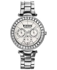Versus By Versace Women's Stainless Steel Bracelet Watch 38Mm Sos060015 No Color