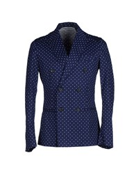 The Editor Suits And Jackets Blazers Men Dark Blue