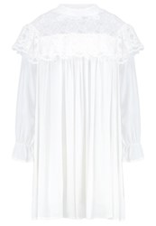 Sister Jane Summer Dress Ivory Off White