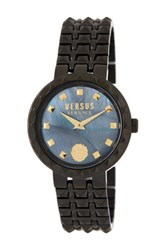 Versus By Versace Women's Coral Gables Watch Black