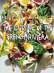 Assouline Fig And Olive The Cuisine Of The French Riviera Cookbook Multicolour