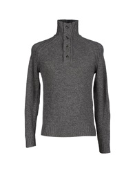 Alpha Massimo Rebecchi Turtlenecks Dark Blue