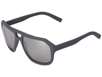 Dolce And Gabbana Dg2146 Grey Rubber Light Grey Mirror Silver