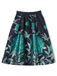 Precis Petite Alvina Jacquard Prom Skirt Multi Coloured