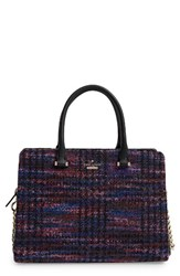 Kate Spade New York Emerson Place Olivera Tweed Satchel