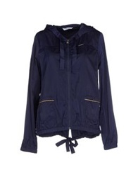 Liu Jo Jeans Jackets Dark Blue