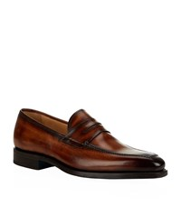Sutor Mantellassi Medici Leather Loafer Male