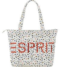Opening Ceremony Printed Cotton Canvas Tote Multi