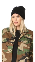 Hat Attack Cashmere Slouchy Black
