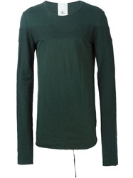 Lost And Found Rooms Long Sleeve T Shirt Green