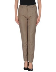 Tonello Casual Pants Khaki