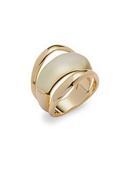 Alexis Bittar Lucite Ring No Color