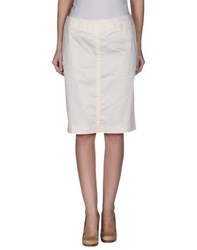 Mariella Rosati Skirts Knee Length Skirts Women