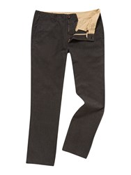 Linea Limited Edition Textured Collishaw Trouser Black