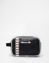Ellesse Wash Bag Black