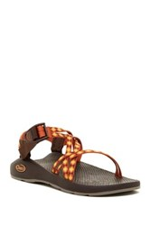 Chaco Zx1 Yampa Open Toe Sandal Red