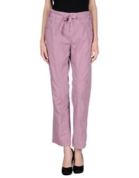 Deha Trousers Casual Trousers Women Pastel Pink