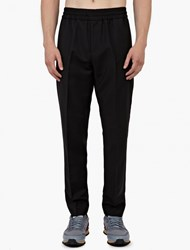 Acne Studios Ryder L Pw Mh Trousers In Black