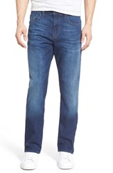 Men's Mavi Jeans 'Matt' Relaxed Fit Jeans Dark Portland