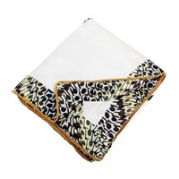 Roberto Cavalli Papillon Silk Throw 130X180cm 002