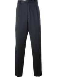 Moschino Vintage Tailored Trousers Black