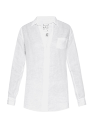 Frank And Eileen Shirley Linen Shirt