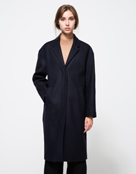 Wood Wood Sonia Coat Navy