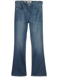 Fat Face Denim Baby Bootcut Jeans Denim